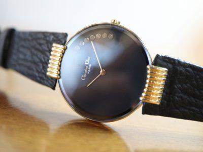 Christian Dior Bagheera vintage watch