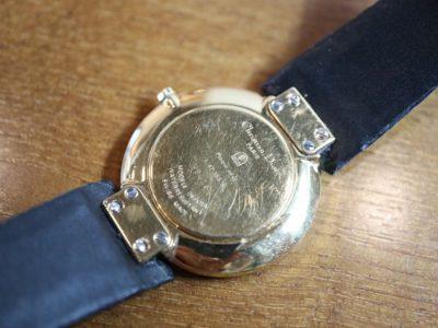 ディオール腕時計裏蓋