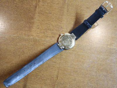ディオールバギラ腕時計修理