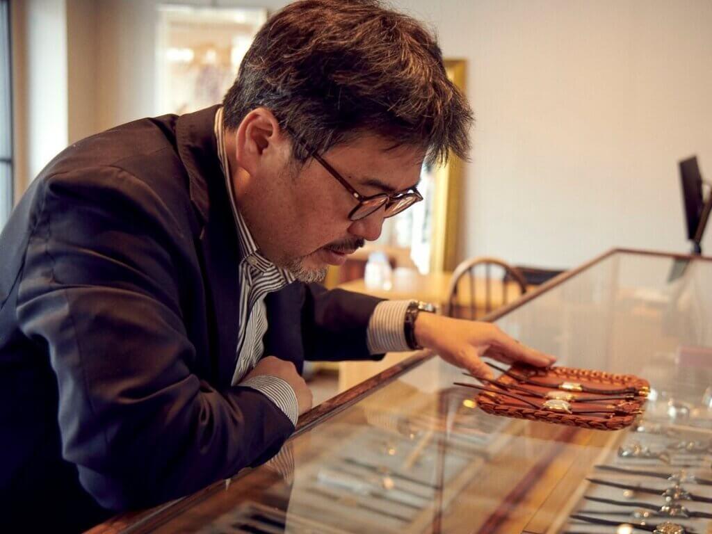 広田雅将(時計ジャーナリスト)  1974年大阪府生まれ。時計専門誌『クロノス日本版』編集長。一般誌にも寄稿多数。